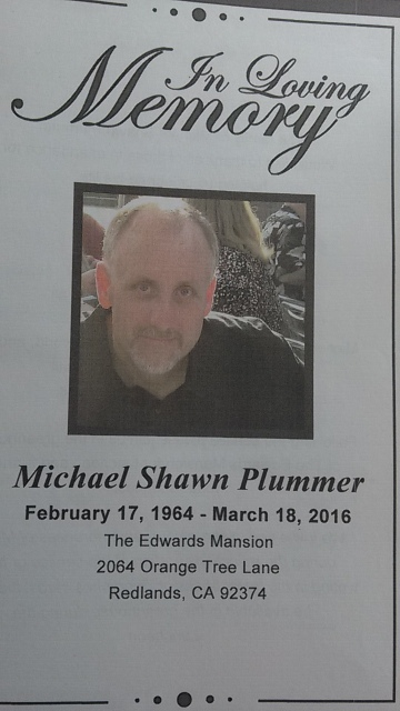 Uncle Mike In Memory